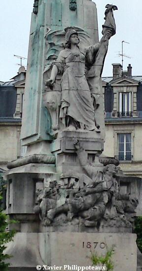 Monument de Soissons